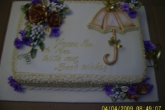 Wedding & Shower Cake #6