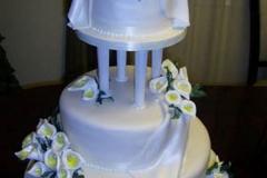 Wedding & Shower Cake #96