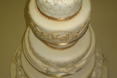 Wedding & Shower Cake #105