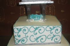 Wedding & Shower Cake #107