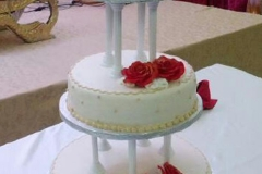 Wedding & Shower Cake #108