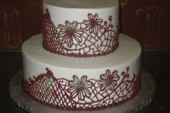 Wedding & Shower Cake #119