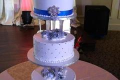 Wedding & Shower Cake #201
