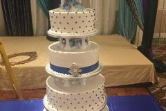 Wedding & Shower Cake #210