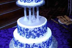 Wedding & Shower Cake #224