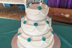 Wedding & Shower Cake #225