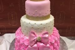 Wedding & Shower Cake #239