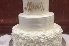 Wedding & Shower Cake #241
