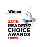 Readers' Choice Awards 2016