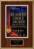 Readers' Choice Awards - Best of the Best 2016